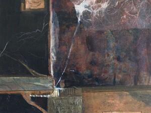 Acrylic-Mixed Media Painting- SOLD