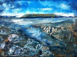 Ireland – Painting – 2014